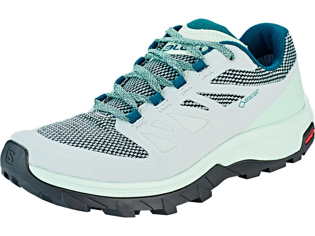 Salomon OUTline GTX Shoes Dame pearl blue/icy morn/reflecting pond
